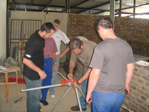 The Pcd College Plumbing School Centre Was Started In And Was The Pioneer Of Private Plumbing Course Training In South Africa